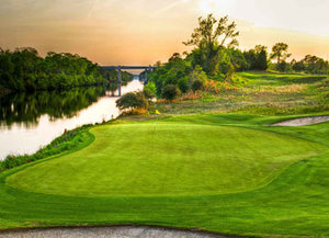 Barefoot Golf 5 Night, 4 Round North Tower Golf Package