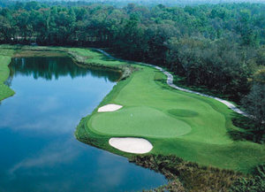 5 Night, 4 Round Lake Buena Vista Orlando Golf Package