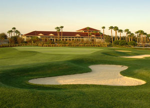 7 Night, 7 Round Big Game Orlando Golf Package