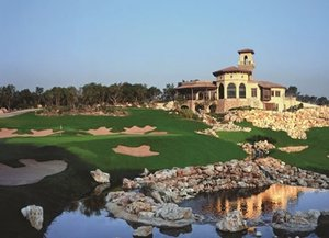 5 Night, 4 Round La Cantera Texas Mickey Golf Package
