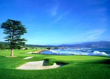 Pebble Beach Resort Free Round