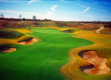 4 Night, 8 Round Williamsburg Golf Package