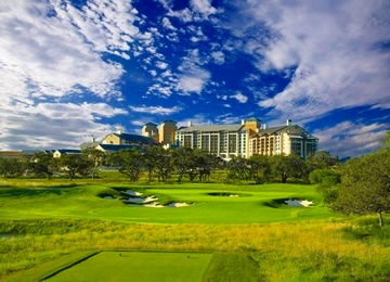 3 Night, 2 Round JW Marriott San Antonio Golf Package
