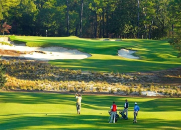 5 Night, 4 Round Pinehurst Golf Package