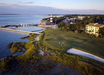 Spectacular Sea Pines Resort