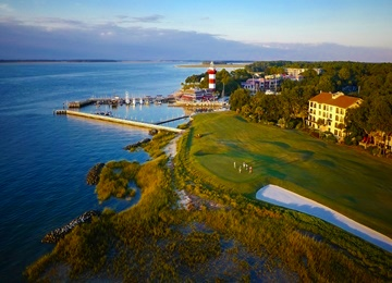 Spectacular Hilton Head Golf Package