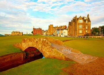 St. Andrews Home of Golf