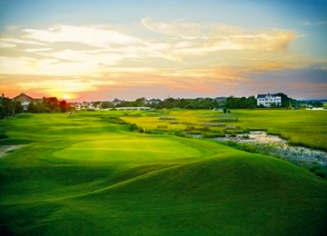 Charleston Golf Getaway