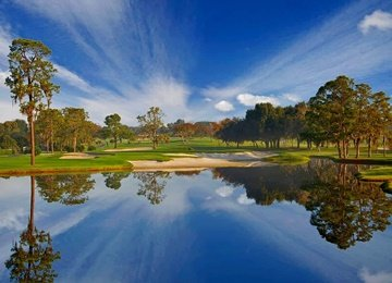 Play Arnold Palmer's Bay 3 Night, 2 Round Golf Package