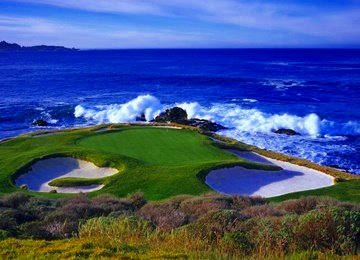 Winter Special Pebble Beach Golf Package