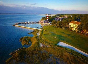 Palmetto Dunes Golf Package